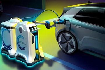 让全球都头疼的新能源车难题,就这样要被大众解决了?
