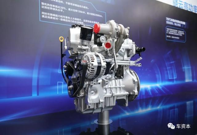 2020成都车展直击   弗迪动力首次公开亮相,比亚迪发布骁云1.5TI高功率动力总成