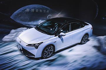聚焦十万级新能源轿跑市场 广汽埃安AION S PLUS上市