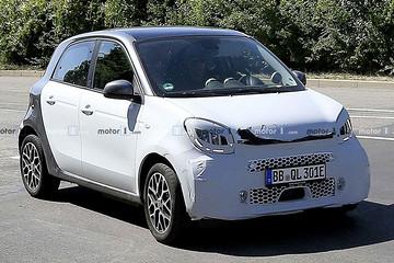 WLTP续航达150km 新款smart EQ系列将于法兰克福车展发布