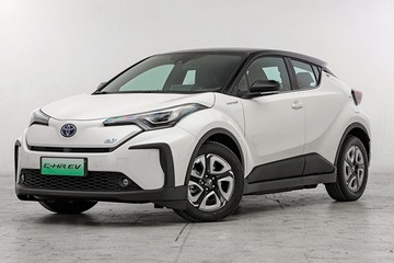 新车图解丨TNGA架构下首款纯电SUV C-HR EV