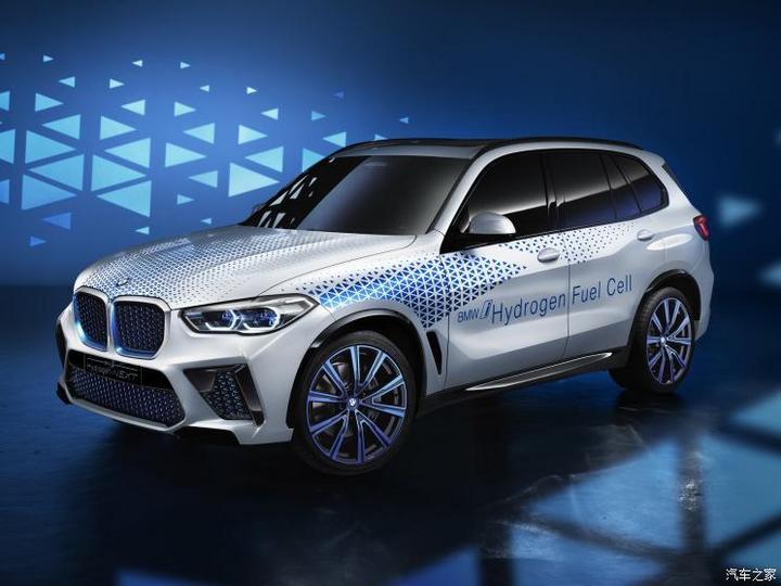 宝马(进口) i Hydrogen NEXT 2019款 Concept
