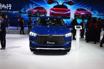 新车X问 | 瞄准紧凑型SUV市场 四问比亚迪宋Pro Ev