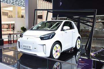 """又一款""""老年代步车""""来袭? 奇点iC3将于2021年上市"""