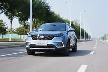 一電試車 | 首款合資純電SUV 試駕福特領界EV