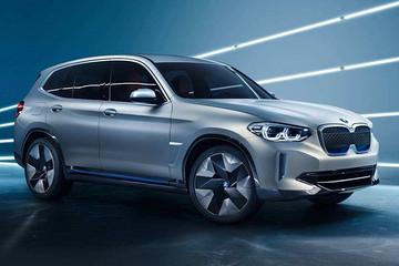 宝马在华推出7款新能源车 iX3将于下半年上市