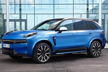 与XC90同平台打造 领克将推中大型豪华SUV