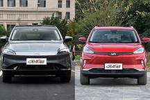 """造车新势力""""强强对话"""" 小鹏G3对比威马EX5"""