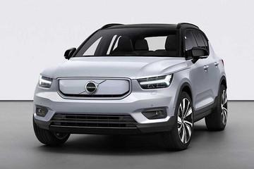 沃尔沃计划推出大型豪华SUV XC100和轿跑车C40