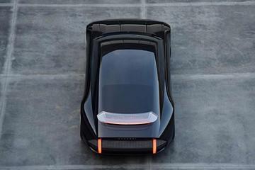 取消方向盘设计 现代纯电车Prophecy概念图曝光