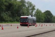 续航里程320km 比亚迪K11M电动客车通过测试