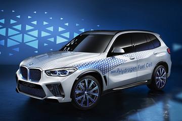 宝马i Hydrogen NEXT配氢燃料电池 功率275kW
