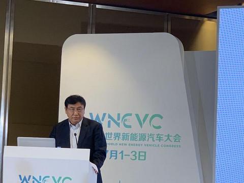 北京新能源汽车股份有限公司总经理 马仿列