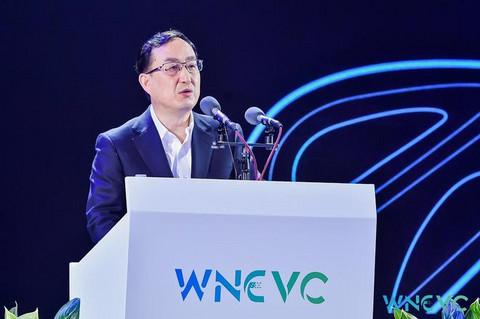 科学技术部副部长、党组成员,中国科协副主席 王曦
