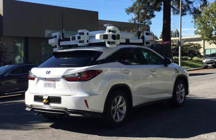 欲追赶对手 苹果扩大自动驾驶测试团队