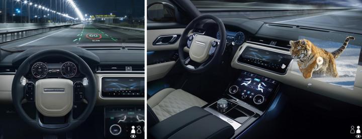 黑科技,前瞻技术,捷豹路虎自动驾驶,捷豹路虎剑桥大学,捷豹路虎下一代抬头显示器,捷豹路虎沉浸式3D车内体验,汽车新技术