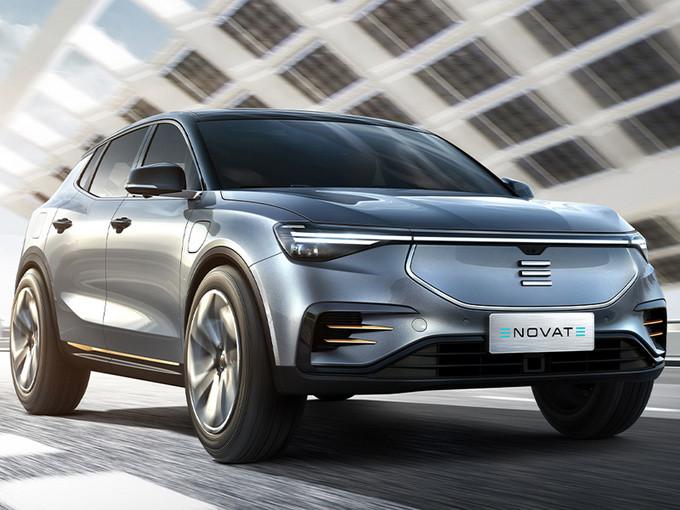 天际第2款纯电SUV曝光明年发布 酷似领克02-图1