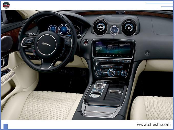捷豹XJ燃油版即将停产换电力驱动/续航近500km-图4