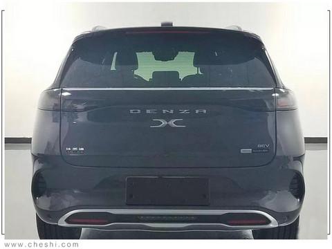 豪华版比亚迪唐EV明年上市 奔驰主导设计-图2