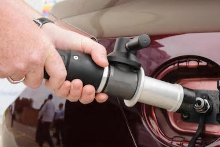 """氢燃料电池车,氢燃料电池车,""""终极环保车"""",清洁能源汽车"""