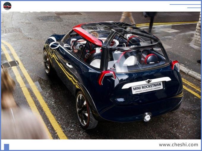 MINI新电动车渲染图 长城将国产竞争奔驰Smart-图4