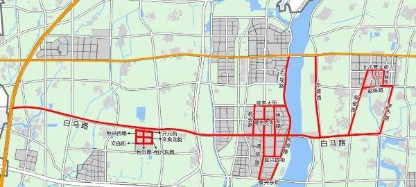 关于指定顺义区自动驾驶车辆测试道路的通告