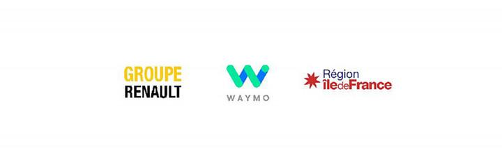 雷诺集团、Waymo和巴黎大区合作 部署自动驾驶出行服务