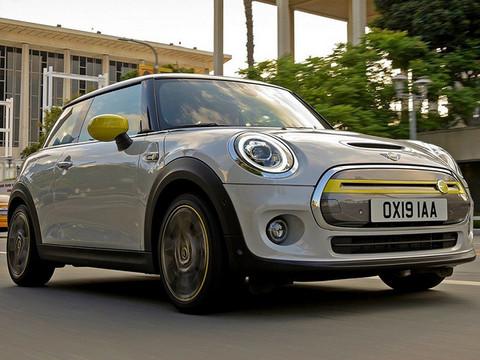 MINI纯电动车售价曝光 年内国产/竞争奔驰Smart-图1