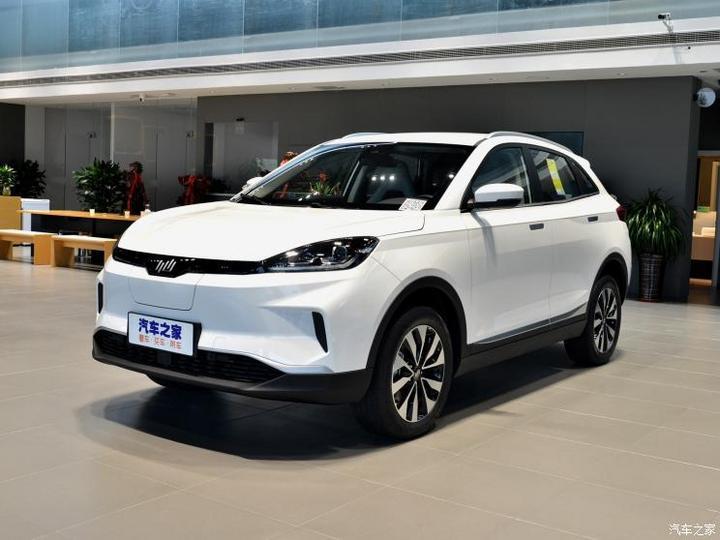 威马汽车 威马EX5 2019款 EX5 智行2.0 Lite探索版400