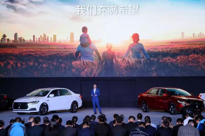 比亚迪把我壁咚在墙上,说要承包全中国的电动车