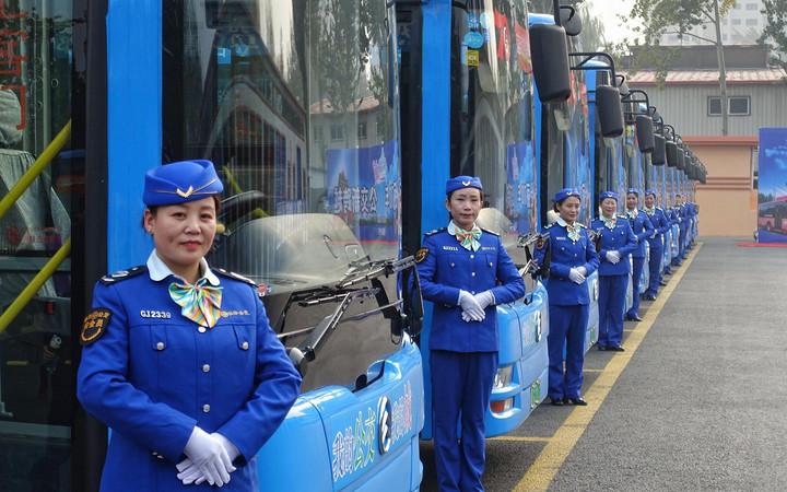 山西临汾成为全国首个纯电动公交城市