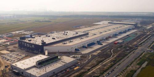 特斯拉上海超级工厂_500