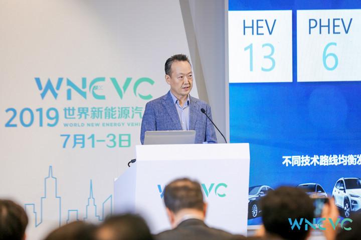 现代2025年计划推出超44款新能源车型