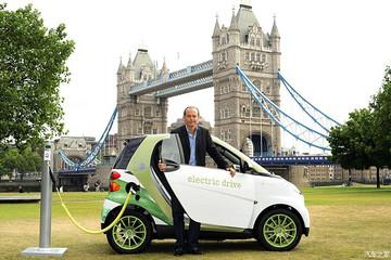 英国计划2035年实现在售新车全面电动化