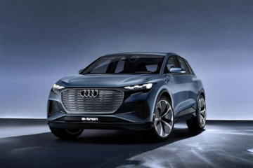 加快电动化进程 曝奥迪新能源车型规划