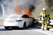 新能源車自燃原因何在?動力電池自燃占比31%