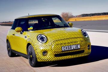 宝马电动版Mini将于年末在英国投产