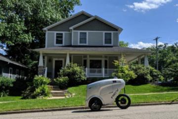 Refraction推低成本自动驾驶送货机器人