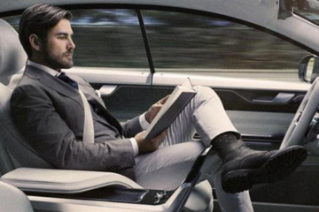 无人驾驶车辆将使司机驾驶能力变差