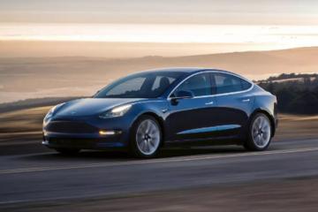 美国上半年新能源车销量榜出炉,特斯拉Model 3销量破6万辆!
