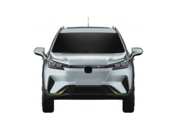 运动气息十足 长安全新纯电动SUV专利图曝光