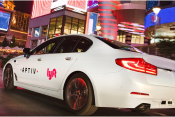 继Waymo以后 Lyft开源L5自动驾驶汽车研发数据集