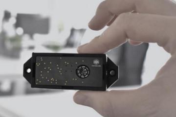 Toposens推3D超声波传感器 前进自动驾驶汽车等目的探测才干