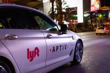 安波福与Lyft为瞽者推出自动驾驶新服务
