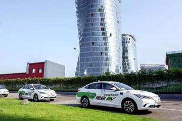 国内首个自动驾驶开放道路启用,长安逸动EV正式投入运营