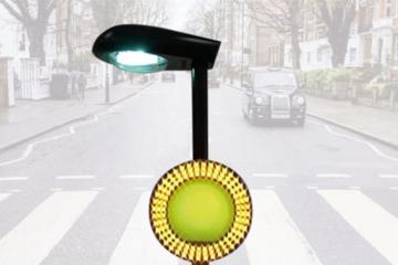 TWM推出超亮LED信标 提高驾驶员/行人过马路时能见度