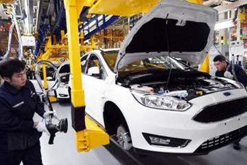 福特和PSA在华工厂闲置过高 引发