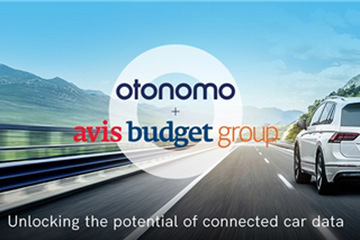 Avis合作Otonomo 利用网联车队数据改善城市/道路