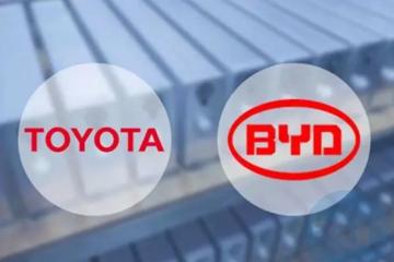 丰田携手比亚迪背后,一个新时代正在开启