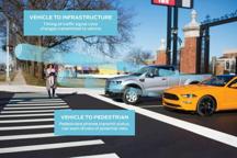 福特擬2022年在美新車都搭載C-V2X技術